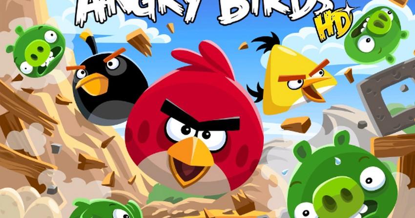 Conheca A Historia E Cada Versao De Angry Birds Noticias Techtudo