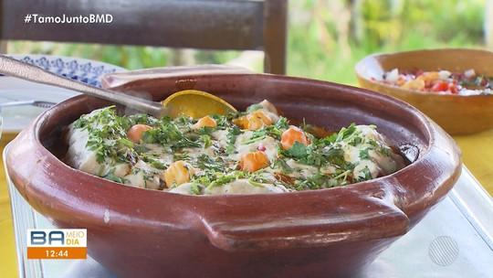 Panela de Bairro ensina receita de escabeche de tucunaré e tilápia ao molho xavantes