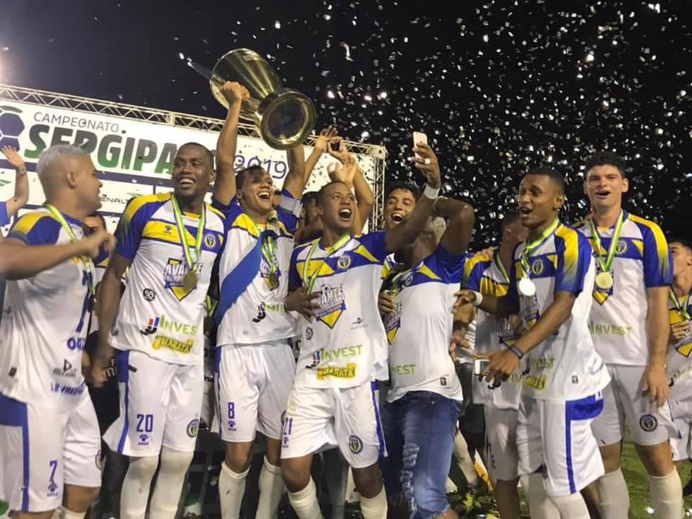 Freipaulistano é o atual campeão de futebol do Estado — Foto: Divulgação/FSF