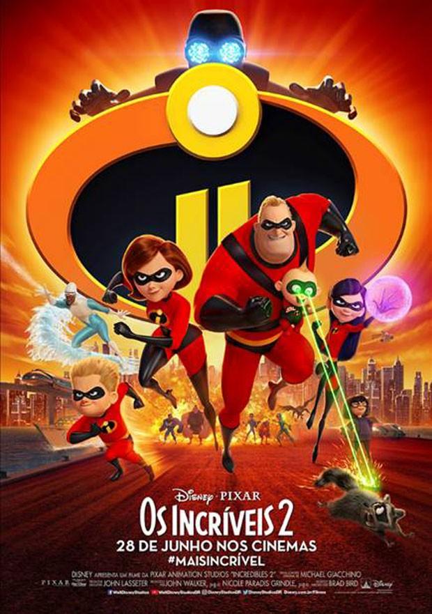 Os Incríveis (Foto: Divulgação/Disney)
