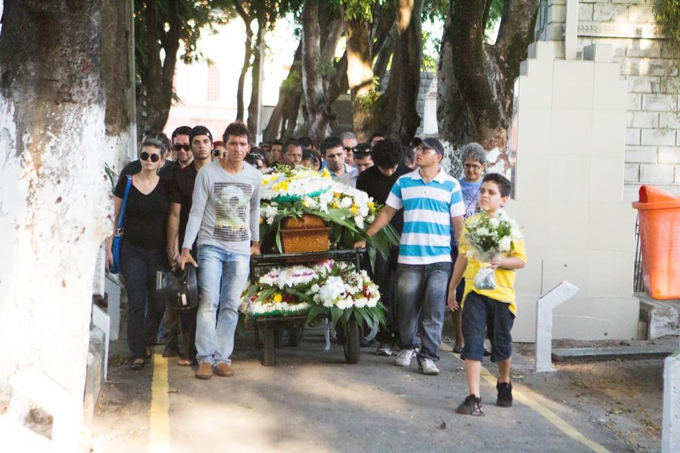 Cinco anos após a morte de Tiago, nem o processo criminal nem o cível foram julgados. — Foto: Fernanda Siebra / Sistema Verdes Mares