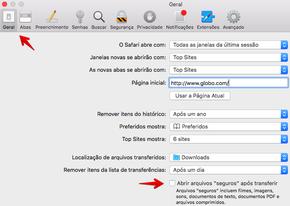 Como impedir que o Safari abra os arquivos após o download | Dicas e