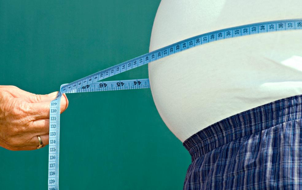 O critério mais importante para o diagnóstico da Síndrome metabólica é a cintura abdominal  (Foto: Getty Images)