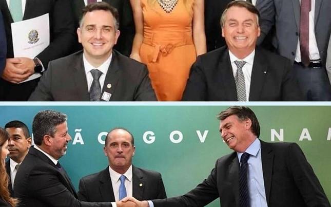 A nova composição da velha política de troca de verba e cargos entre Bolsonaro, Pacheco e Lira