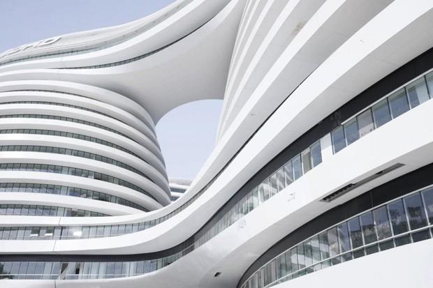 Saiba o que é arquitetura paramétrica e como vem influenciando construções no mundo (Foto: Reprodução)