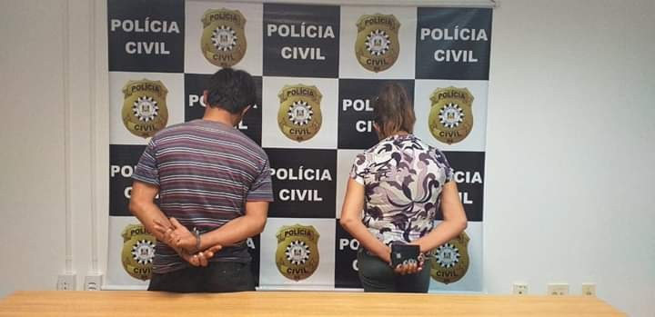 Polícia prende duas pessoas por abigeato e apreende 250 quilos de carne em Santiago
