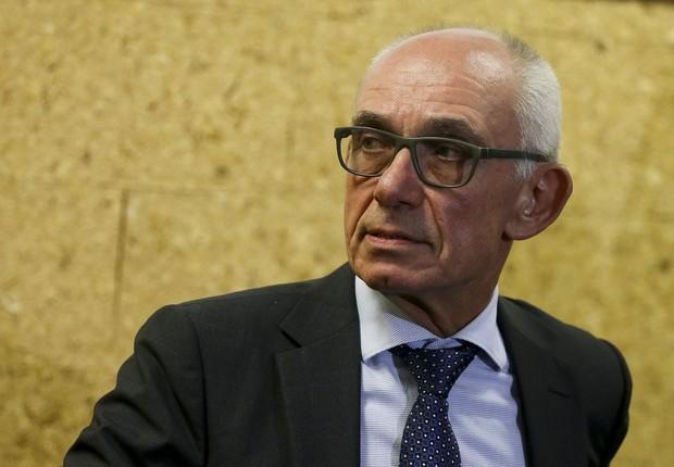 O presidente da Vale, Fabio Schvartsman (Foto: Valter Campanato/Agência Brasil )