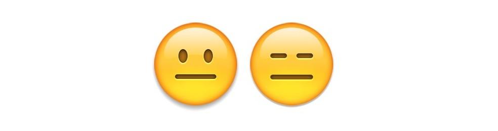 Emoji para momentos sem palavras  — Foto: Reprodução/TechTudo