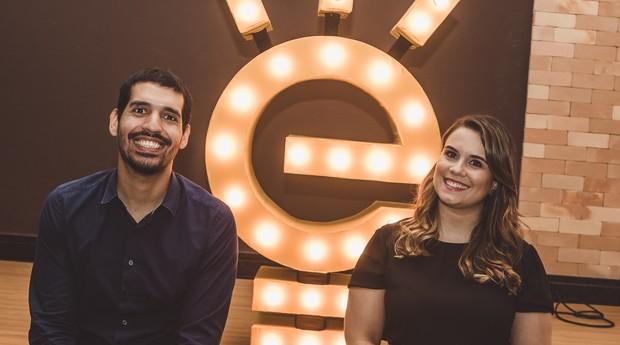 Luciana Padovez conheceu Altair Camargo durante o mestrado e ambos abriram juntos a Sempreende, que faturou R$ 420 mil em 2018 (Foto: Divulgação/Sempreende)