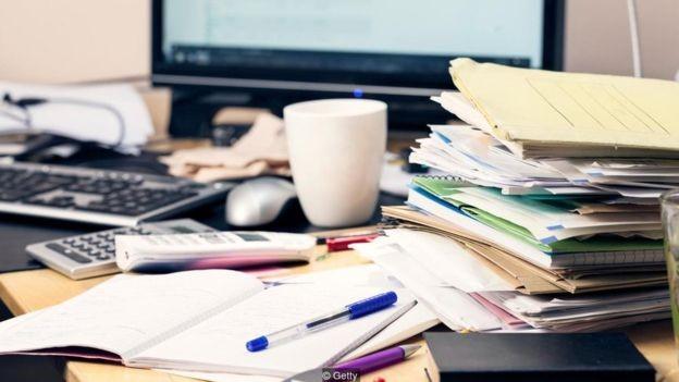 A acumulação digital pode ser um novo tipo de transtorno de acumulação (Foto: Getty Images via BBC News)
