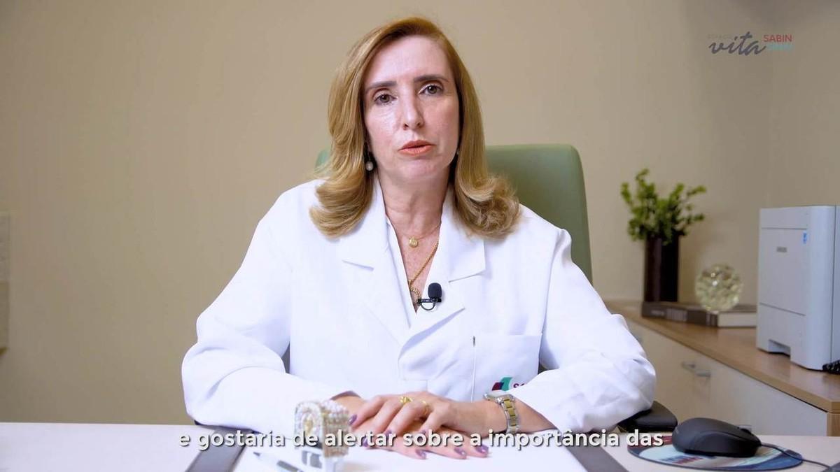 Equipe do Cuidado Integral do Espaço Vita Sabin Sinai alerta sobre saúde da mulher