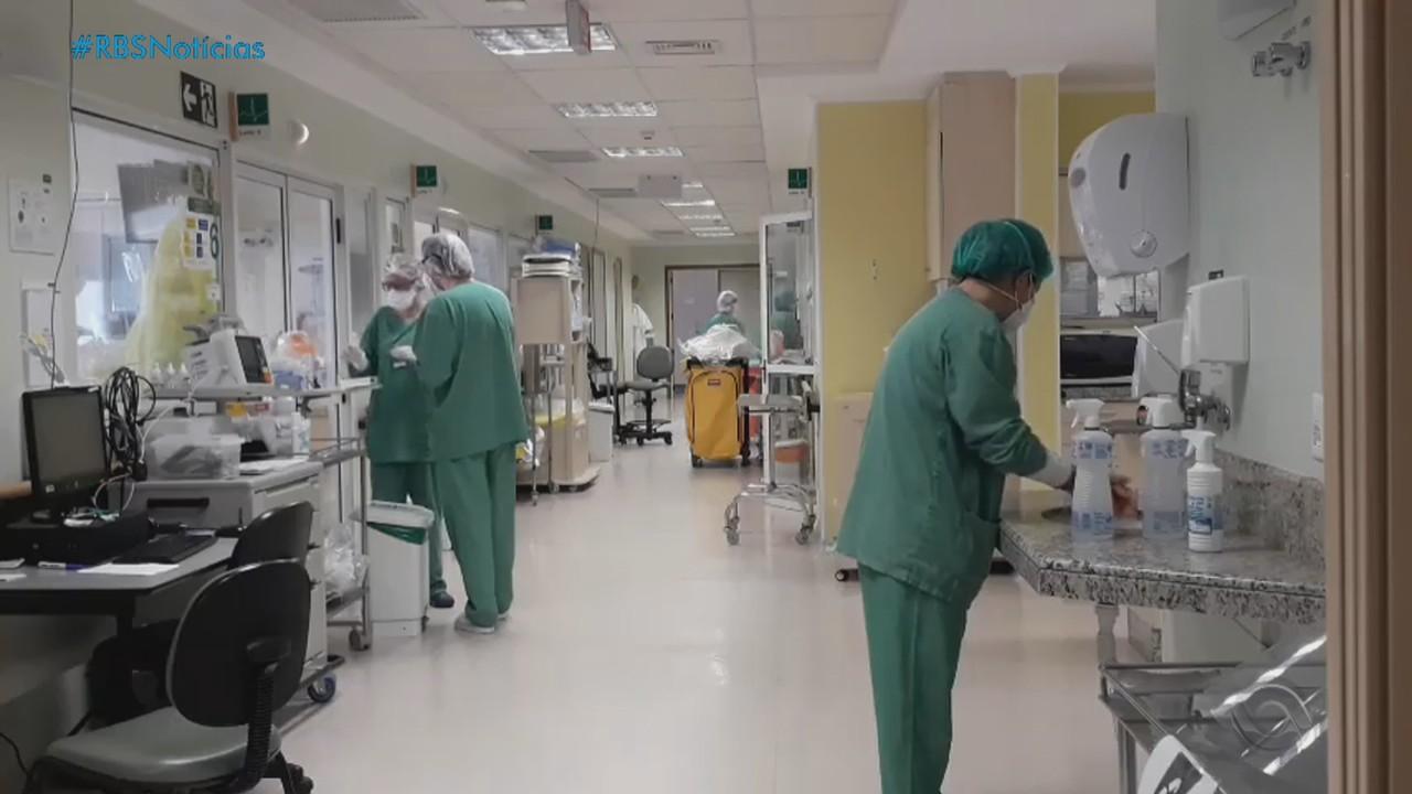 Caxias do Sul enfrenta pior momento da pandemia de coronavírus