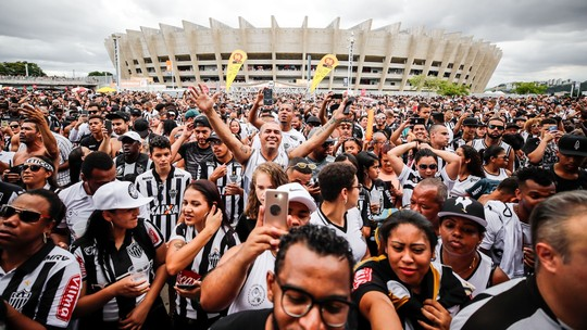 Foto: (Pedro Souza/ Atlético-MG)