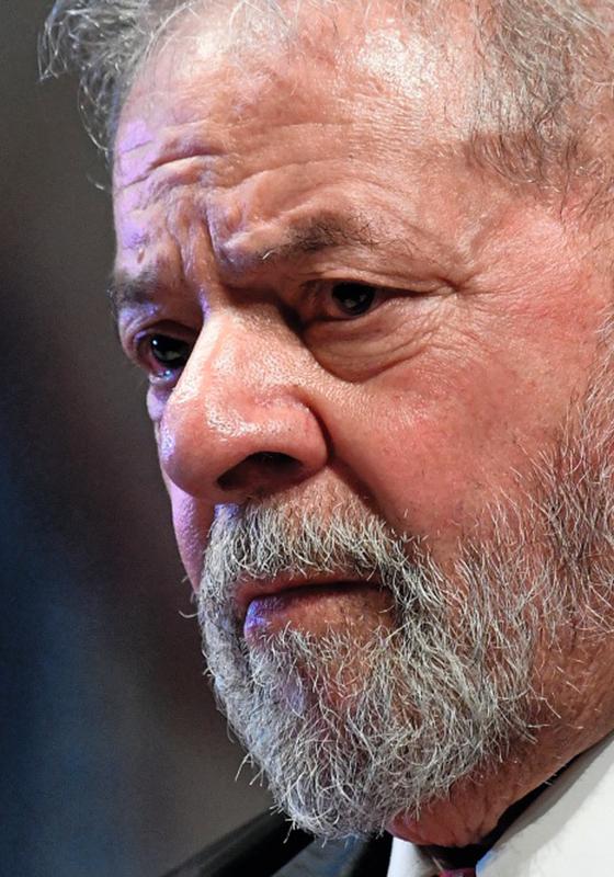 O ex-presidente Lula (Foto:  Mateus Bonomi / AGIF/AFP)