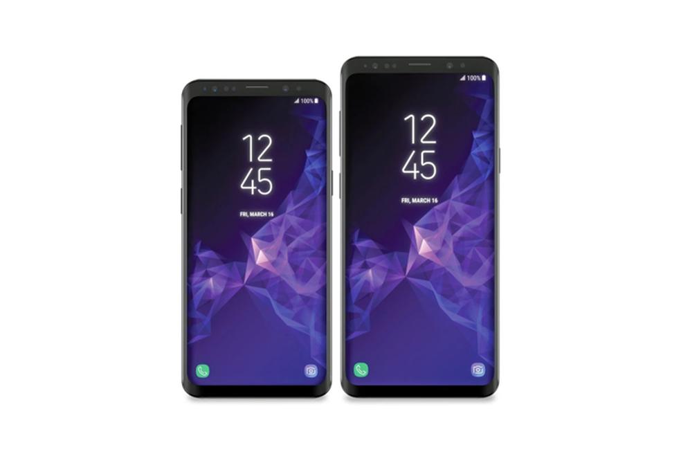 Galaxy S9 e S9 Plus poderão ter diferenças nas especificações: 6 GB de RAM e câmera dupla só no modelo Plus (Foto: Reprodução/Venture Beat)