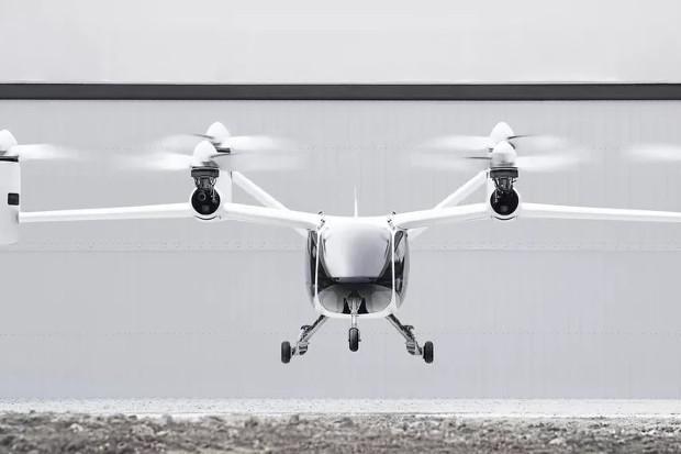 """O """"carro voador"""" terá investimento da Toyota (Foto: Divulgação)"""