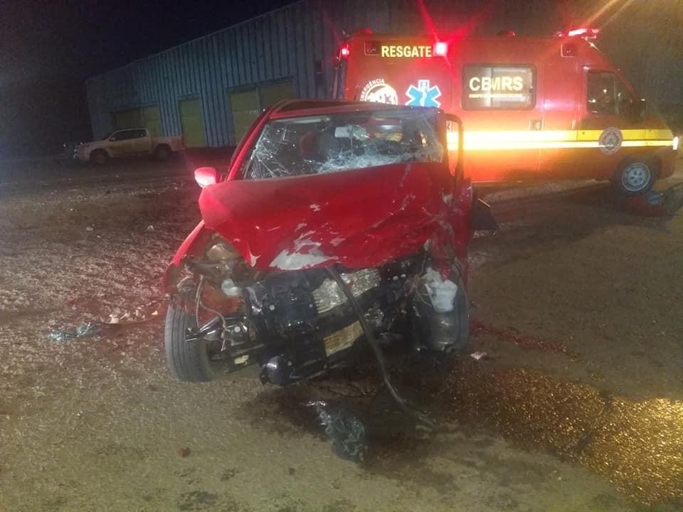 Justiça concede liberdade a motorista preso após acidente com morte em Vacaria