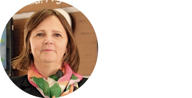 Patricia Diehl Madeira, diretora da Climatempo (Foto: Divulgação)