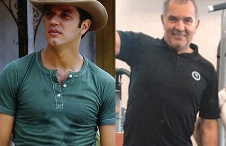 Humberto Martins interpretou Alaor, administrador de fazenda. Hoje, o ator mora nos EUA e está longe das novelas desde 'Verão 90' Reprodução