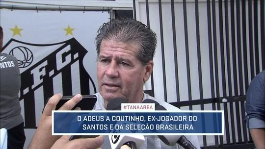 Leo Bianchi acompanhou a despedida ao ídolo do Santos, Coutinho, e ouviu diversos ex-jogadores