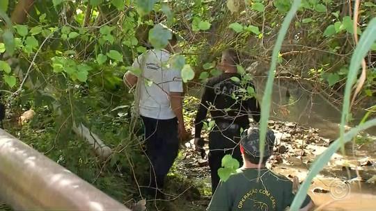 Caso Aline: artefato explosivo é encontrado em área de Alumínio onde estava o corpo da jovem
