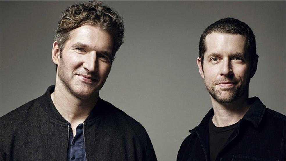 David Benioff e D.B. Weiss, co-criadores de 'Game of Thrones', vão produzir novos filmes de 'Star Wars' (Foto: Divulgação)