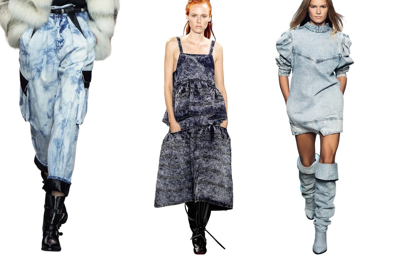 Resultado de imagem para jeans manchado dior 2019