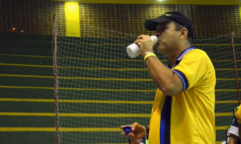 Wilson Mendonça sera um dos homenageados na Noite das Personalidades do Futsal 2017 (Foto: João Áquila / GLOBOESPORTE.COM)