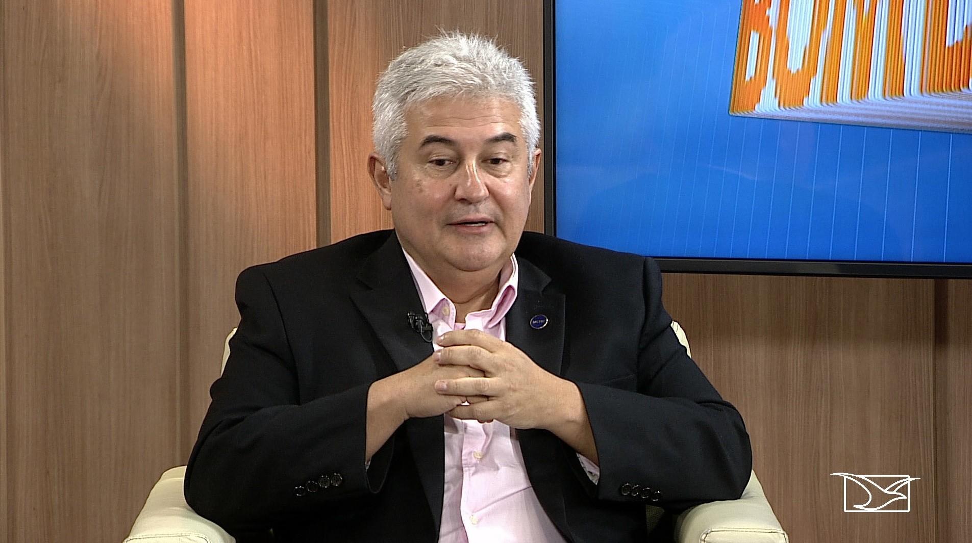 Ministro Marcos Pontes explica acordo para uso da base de Alcântara pelos EUA
