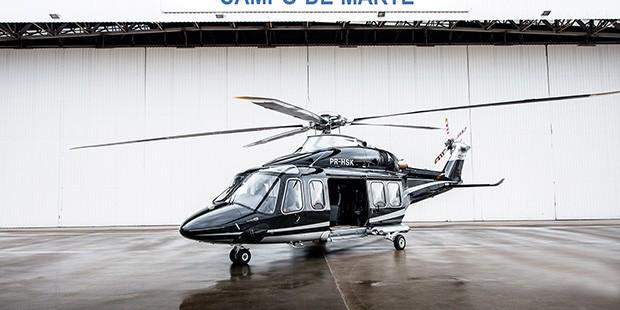 Agusta AW139 (Foto: Divulgação)