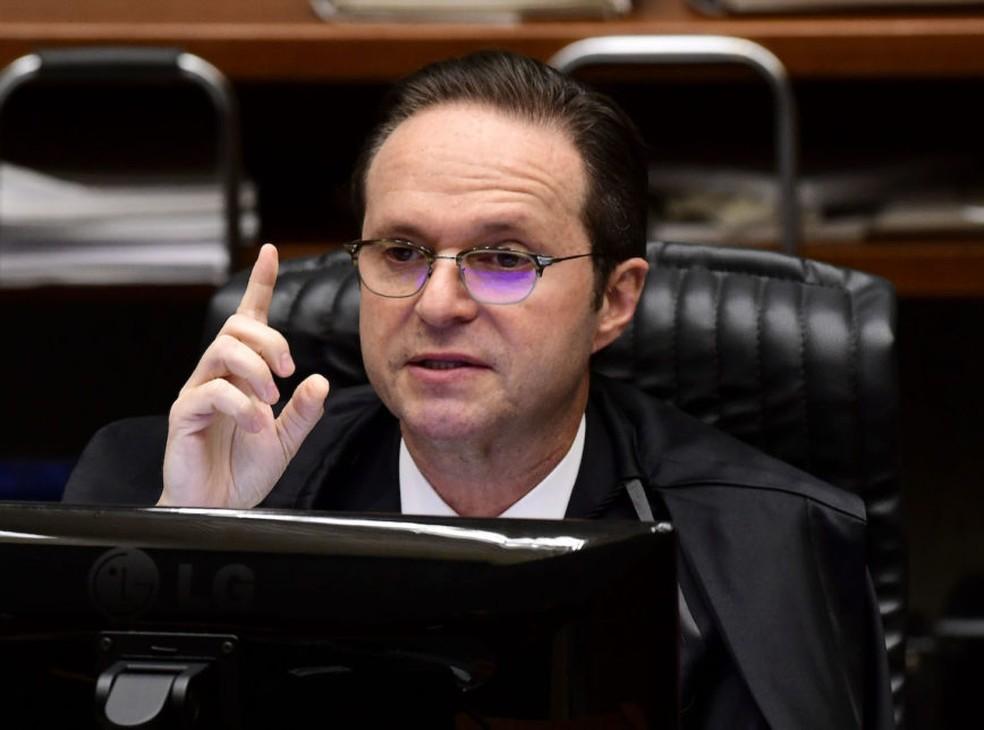 O ministro Joel Ilan Paciornik, presidente da 5ª Turma do Superior Tribunal de Justiça (STJ). — Foto: Gustavo Lima/STJ
