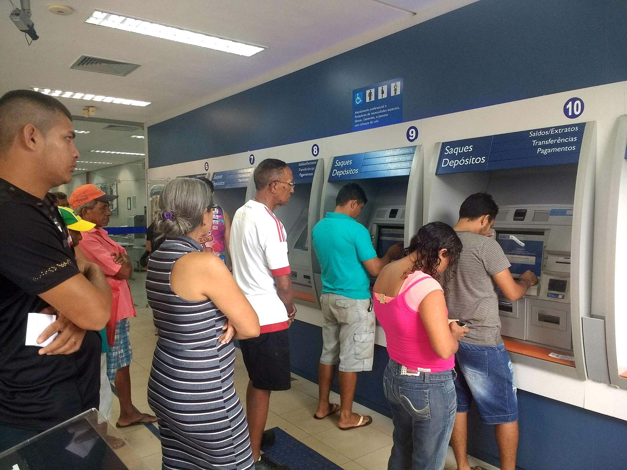 Sete mil amapaenses ainda não sacaram abono salarial a dois meses do fim do prazo