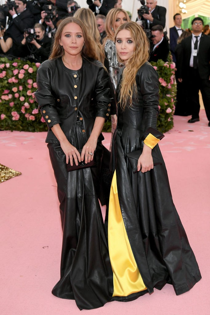 Ashley e Mary Kate Olsen (Foto: Getty Images)