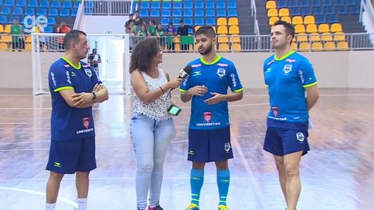 Torcida lota ginásio para acompanhar Brasil e Argentina no Desafio das Américas em RO