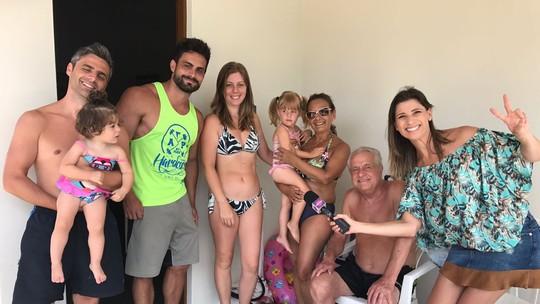 'Mistura' invade casas de praia para conversar com turistas