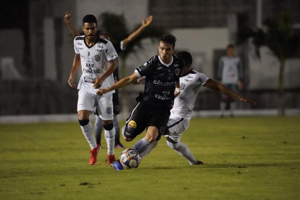 Botafogo-PB e Treze voltam a fazer o clássico paraibano na Série C de 2020 — Foto: Paulo Cavalcanti / Botafogo-PB