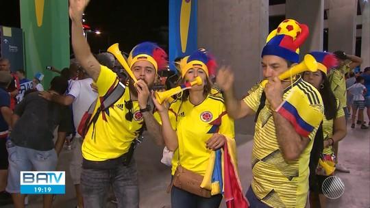 Copa América 2019: Salvador recebe turistas para o jogo entre Argentina e Colômbia