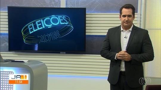Candidata ao governo de Goiás Alda Lúcia daria entrevista ao JA1 nesta quinta-feira, dia 13