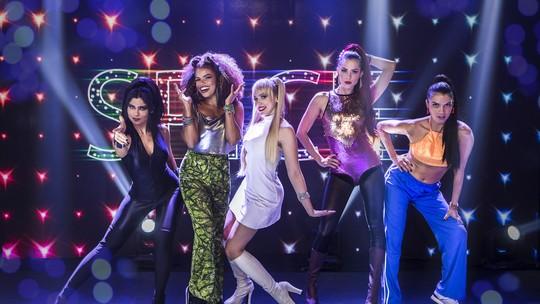 'Desafio Spice Girls': atrizes contam como foi recriar o grupo; Veja clipe e muitas fotos!