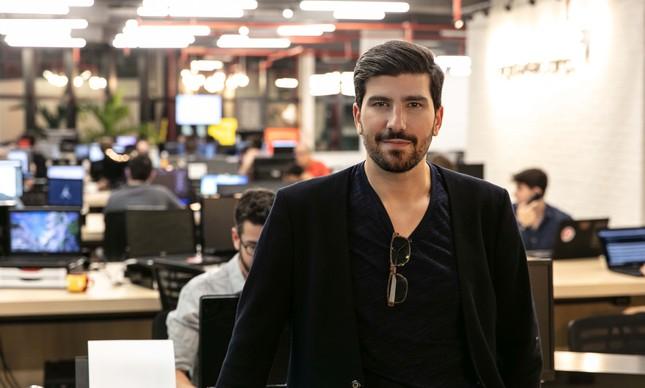 Thoran Rodrigues, CEO da BigData Corp