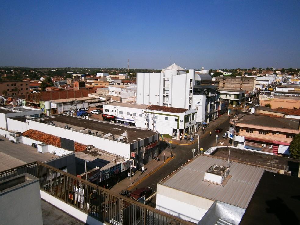 Crime aconteceu em Araguaína no início deste ano — Foto: Sydney Neto/TV Anhanguera