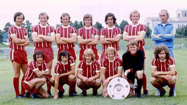 Afbeeldingsresultaat voor Bayern 1974