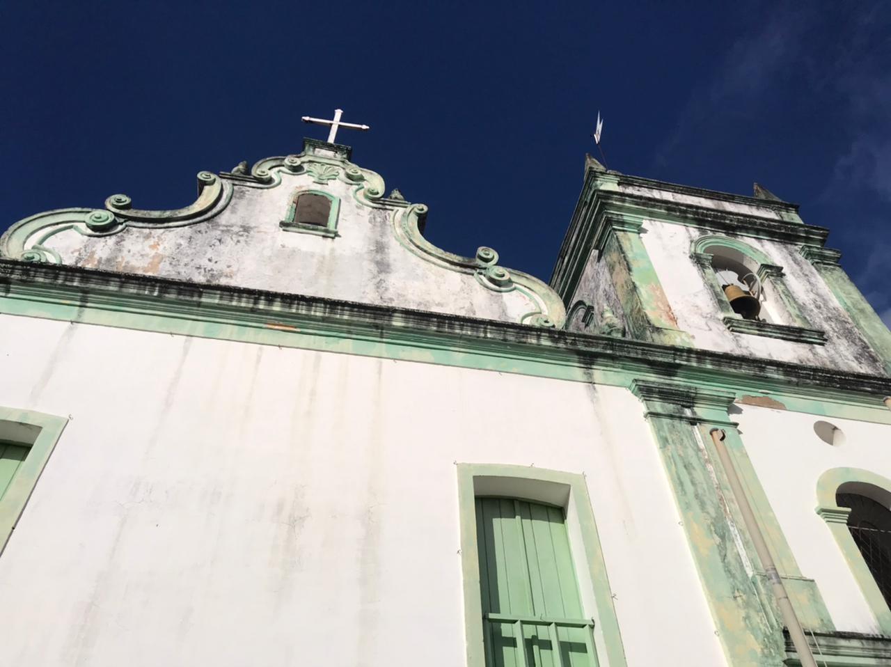 Igreja histórica é arrombada três vezes em 10 dias em Natal