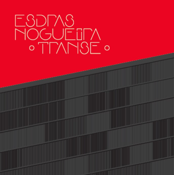 Capa de 'Transe', disco em que Esdras Nogueira relê álbum de Caetano