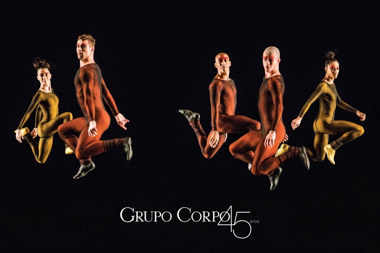 Grupo Corpo dá aulas de dança online para profissionais da saúde
