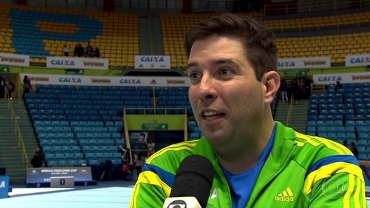 Acusado de abuso, ex-técnico da seleção masculina de ginástica é banido da modalidade