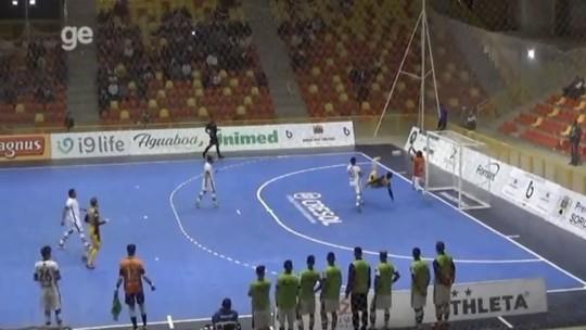 Foto: (Sorocaba Futsal/Divulgação)