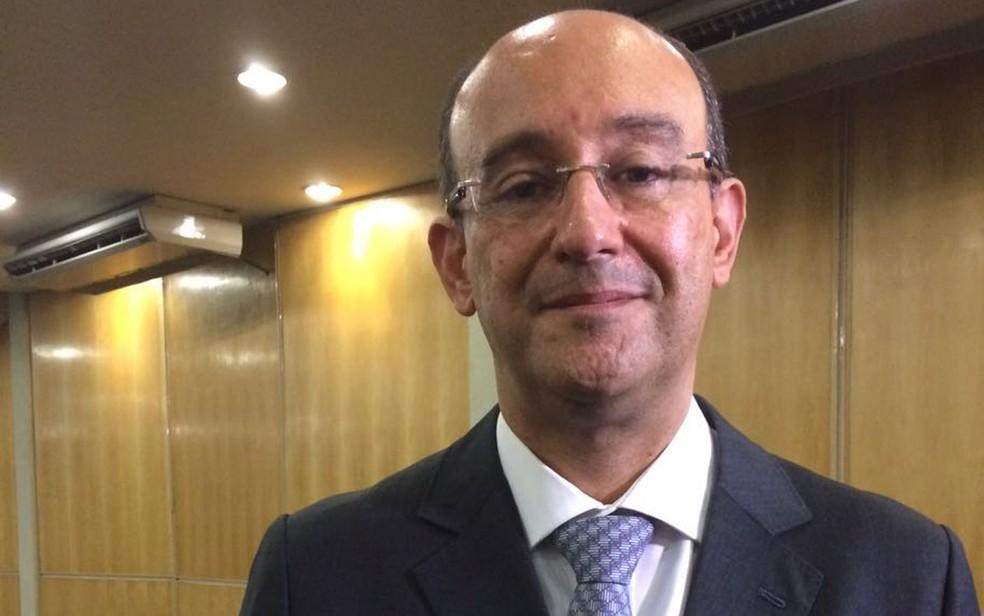 Giampaolo Smanio é Procurador-Geral de Justiça de São Paulo — Foto: Tahiane Stochero/G1
