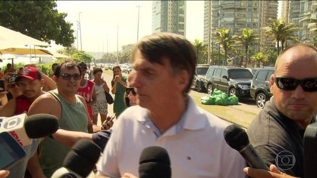 Representantes de Venezuela e Cuba são desconvidados para posse de Bolsonaro — Foto: Reprodução/JN