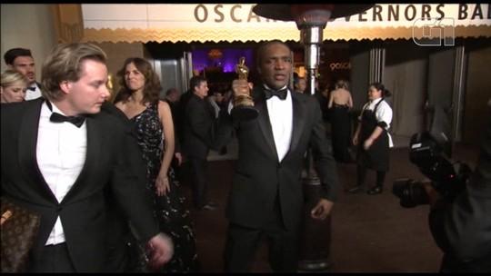 Suspeito de furtar Oscar de Frances McDormand é preso